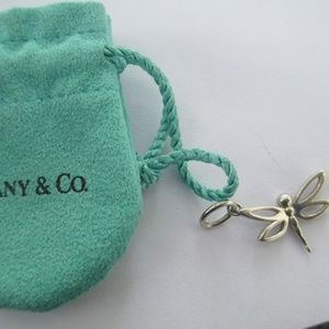 Tiffany & Co sterling dragonfly charm/pendant